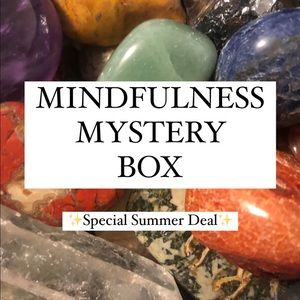 ✨ MINDFULNESS MYSTERY BOX ✨ self-love for summer